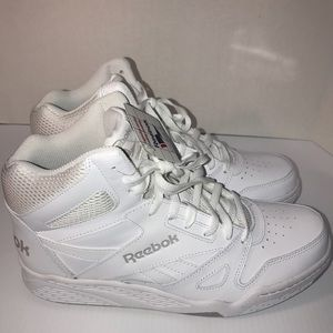 0e1eafccb5 Reebok Mens Royal BB4500 High White/Steel 8.5 M US NWT
